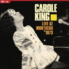 DVD/CD / King Carole / Live At Montreux 1973 / DVD+CD