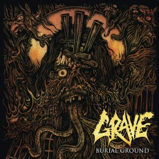 LP / Grave / Burial Ground / Reedice / Vinyl