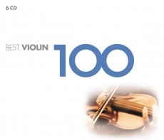 6CD / Various / 100 Best Violin / 6CD