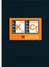 2CD / King Crimson / Elements / Tour Box 2018 / 2CD / Digibook