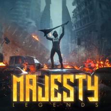 CD / Majesty / Legends / Digipack