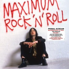 2LP / Primal Scream / Maximum Rock'N'Roll.(1986-2000) / Vinyl / 2LP