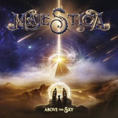 CD / Majestica / Above The Sky / Digipack