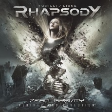 CD / Rhapsody/Turilli/Lione / Zero Gravity / Rebirth And Evolution