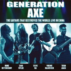 CD / Generation Axe / Guitars That Destroyed The World