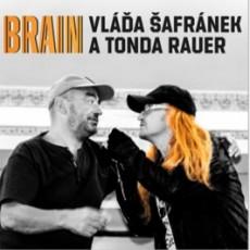 CD / Šafránek Vláďa a Rauer Tonda / Brain