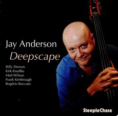 CD / Anderson Jay / Deepscape