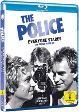 Blu-Ray / Police / Everyone Stares Pol Inside Out / Blu-ray
