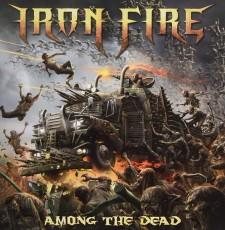 LP / Iron Fire / Among The Dead / Vinyl