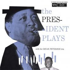 LP / Peterson Oscar Trio / President Plays Oscarpeterson.. / Vinyl