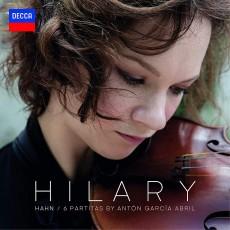 LP / Hahn Hillary / Garcia Abril:6 Partitas / Vinyl