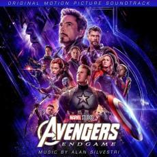 CD / OST / Avengers / Endgame / Music By Alan Silvestri