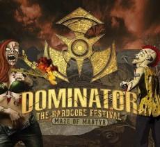 2CD / Various / Dominator / Hardcore Festival / 2CD