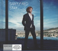 CD/DVD / Simply Red / Stay / Limited / CD+DVD / Digibook