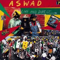 LP / Aswad / Live and Direct / Vinyl