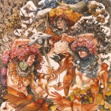 CD / Baroness / Gold & Grey / Digipack