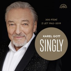 15CD / Gott Karel / Singly / 300 písní z let 1962-2019 / 15CD