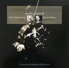LP / Beethoven / Violin Concerto / Z.Francescatti / B.Walter / Vinyl