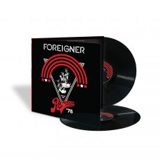 LP / Foreigner / Live At the Rainbow'78 / Vinyl