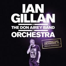 3LP / Gillan Ian / Contractual Obligation / St.Petersburg / Vinyl / 3LP