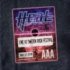Blu-Ray / H.E.A.T. / Live At Sweden Rock Festival / Blu-Ray