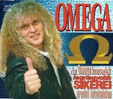 CD / Omega / Az Omega koncertek legnagyobb Sikerei eredeti...