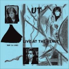 "LP / UT / Live At the Venue Nov. 1981 / Vinyl / 12"""