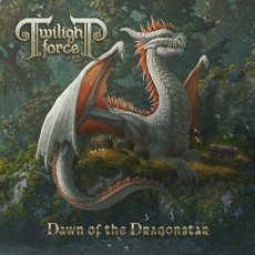 CD / Twilight Force / Dawn Of The Dragonstar / Digibook