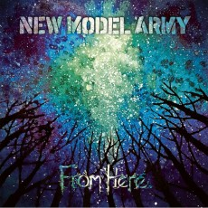 CD / New Model Army / From Here / Mediabook