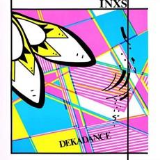 LP / INXS / Dekadance / Vinyl / Coloured
