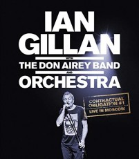 Blu-Ray / Gillan Ian / Contractual Obligation / Moscow / Blu-Ray