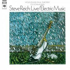 LP / Reich Steve / Live / Electric Music / Vinyl