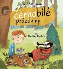 CD / Šavlíková Lucie / Černobílé prázdniny / Ondřej Rychlý / Mp3