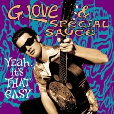2LP / G.Love & Special Sauce / Yeah,It's Easy / Vinyl / 2LP