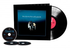 LP/CD / Doors / Soft Parade / Vinyl / LP+3CD
