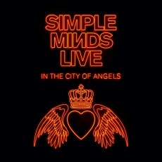 4CD / Simple Minds / Live In the City Of Angels / 4CD
