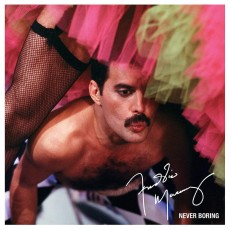 LP / Mercury Freddie / Never Boring / Vinyl