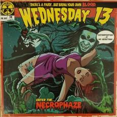 LP / Wednesday 13 / Necrophase / Vinyl