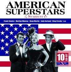 10CD / Various / American Superstars / 10CD / Box