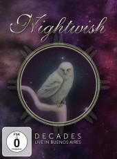 Blu-Ray / Nightwish / Decades:Live In Buenos Aires / Blu-Ray