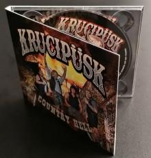 CD / Krucipüsk / Country Hell / Digipack