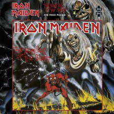 PUZZLE / Iron Maiden / Number Of The Beast / Puzzle