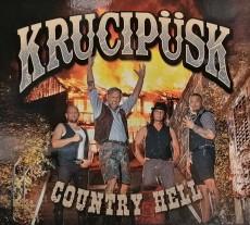 LP / Krucipüsk / Country Hell / Vinyl