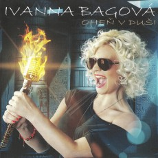 CD / Bagová Ivanna / Oheň v duši