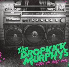 2LP / Dropkick Murphys / Turn Up The Dial / Pink+Green / Vinyl / 2LP+7""