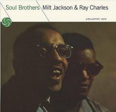 LP / Jackson Milt & Ray Charles / Soul Brothers / Vinyl / Indie