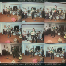 2LP / Talking Heads / Name Of This Band Is Talking Heads / Vinyl / 2LP
