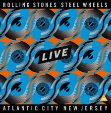 4LP / Rolling Stones / Steel Wheels / Vinyl / 4LP / Coloured / Blue,Orange