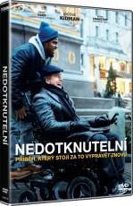 DVD / FILM / Nedotknutelní / The Upside