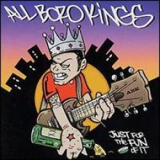 CD / All Boro Kings / Just For The Fun Of It